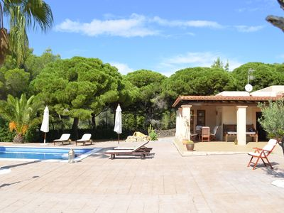 Photo for QUIET COUNTRY HOUSE WITH POOL, BBQ, IT'S 5 KM FROM IBIZA CITY AND 6 KM FROM THE NEAREST BEACH