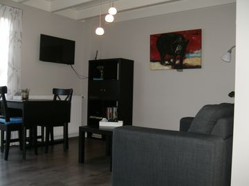 'T Laaisterplakky, and yet at home. Apartment 2