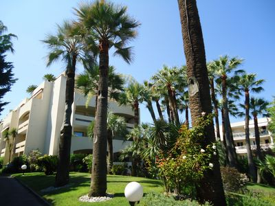 Photo for In a palm grove 2 steps from the beaches