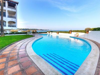 Photo for Apartment Punta Romana in L'Escala - 4 persons, 2 bedrooms