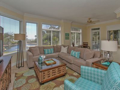 Photo for 1106 SeaCrest-Oceanviews, walk to dining, shopping & activities.