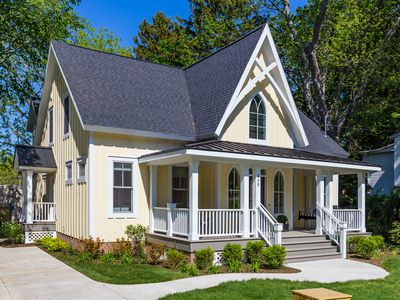 Photo for Tuck'd Away - Newly Built Vacation Home Located in Downtown Saugatuck