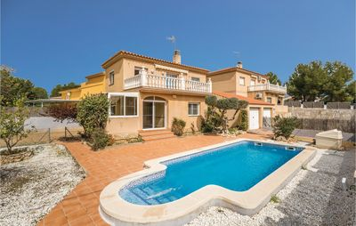 Photo for 4 bedroom accommodation in L'Ametlla de Mar