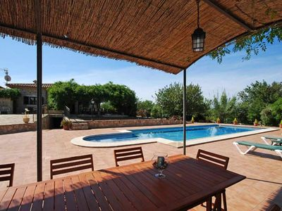 Photo for Beautiful country house on the outskirts of Bunyola with lot of amenities