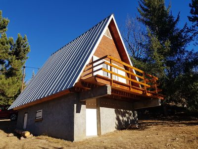 Photo for Homerez last minute deal - Beautiful chalet with balcony