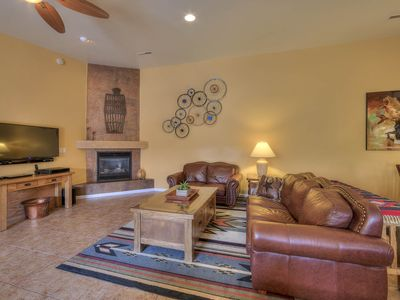 Photo for In-Town Near Main Street!  Spacious Cottonwoods Townhome - Private Gated Yard