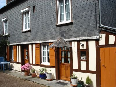 Photo for Nice house in Honfleur