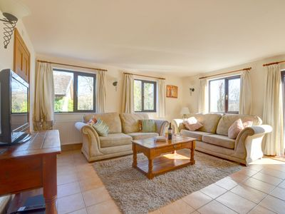 Photo for Barley Cottage is perfect for a hassle free rural getaway and provides comfortable 5 star family acc