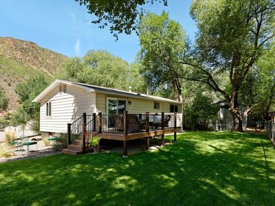 Photo for Quiet, pet friendly, enclosed yard, biking trails close by,