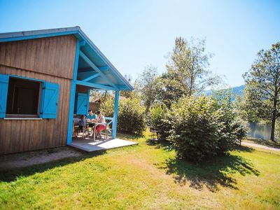 Photo for Camping Lake Moselotte **** - Chalet Leisure 3 Rooms 4/6 People