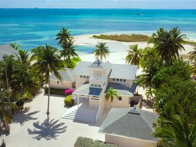 Photo for Two Rainbows: Beach Lovers Paradise in Cayman Kai with Pool & Beautiful Barefoot Beach