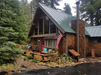 Photo for Fairy Tale Chamberlands cabin w/ full access to pool beach tennis, close to Homewood Ski