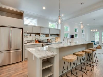 Photo for 3BR/2.5BA Contemporary Nashville Retreat with Countless High-End Finishes