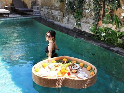 Photo for Beautiful Alus Deluxe Cottage 4 Adult Ubud