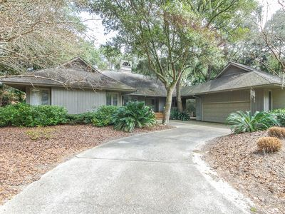 Photo for Golf View | Short Walk To Beach | Wifi | Large Deck | 4 BR Kiawah Island Home