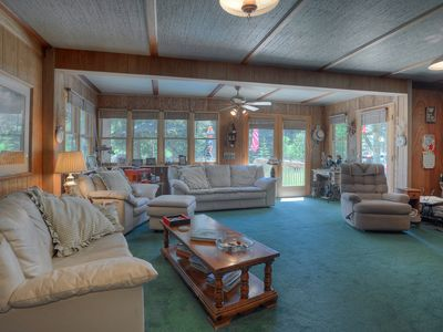 Photo for Vallecito Lake Cabin 4 miles From Marina, Firepit, Great Deck