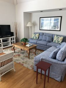 Photo for Remodeled Spinnaker!Pet Friendly, Walk to Ocean, Pools, Golf, Dining!