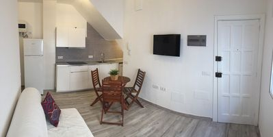 Photo for Apartment less than 5 min walking from the beach completely renovated with Wifi