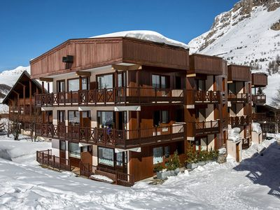 Photo for Apartment Haney with Ski-in/Ski-out