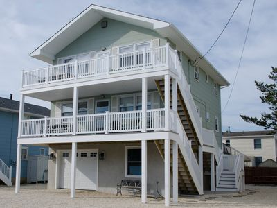 Photo for Beautiful and Immaculate Oceanside Duplex! Just steps to the beach!!