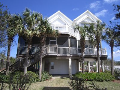 Photo for Ready for 2019!  Gulf view just 30 steps to beach, Pool, Elevator, Screen Porc