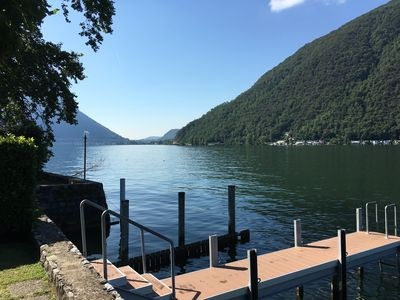 Photo for 2BR Apartment Vacation Rental in Maroggia