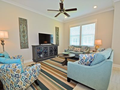 """Photo for """"Beach Haven """" - Prominence on 30A - 4 FREE Bikes with Rental - 3 Bed / 2.5 BA - Sleeps 8"""