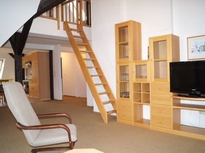Photo for Spacious penthouse suite for families incl. WiFi, parking and breakfast