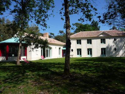 Photo for Basilisk, villa 15 p. in Noirmoutier - Bois de la Chaise. 4000m² garden