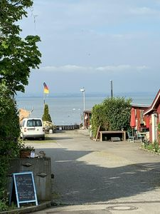 Photo for Dream apartment right on Lake Constance, with lake view