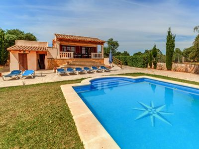 Photo for In a rural idyll near nature park - Villa La Casita