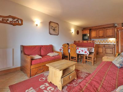 Photo for 3 rooms 6 pers. LA ROSIERE