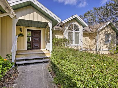 Photo for St. Augustine House w/ Deck Close to Vilano Beach!