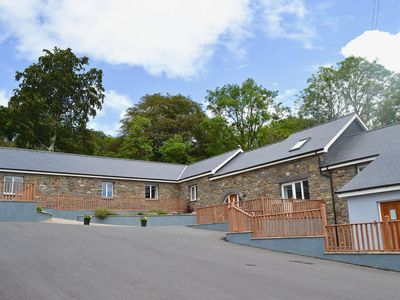 Photo for 3 bedroom property in Aberaeron. Pet friendly.