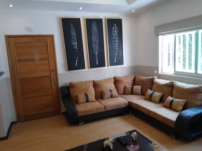 Photo for Department of two bedrooms in unbeatable Location. Quiet street without noise.