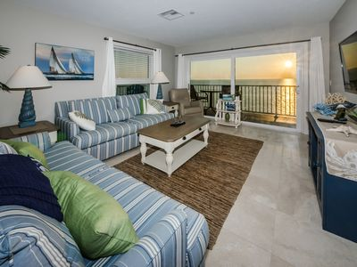 Photo for EXPANSIVE COASTAL VIEWS from a fully renovated RARE SW Corner Penthouse Suite!