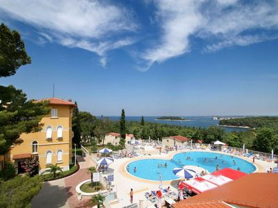 Photo for Apartment LAGUNA BELLEVUE  in Poreč, Istria - 2 persons, 1 bedroom