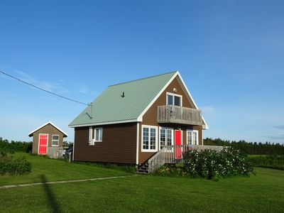 Photo for Dune-Spirit Cottage....a delightful way to experience PEI.