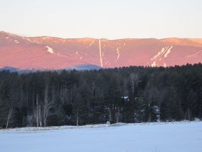 Sugarbush at Sunrise!!