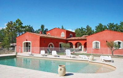 Photo for Saona Villas: Provence French Riviera - 10 people, private pool, 25 km to the beach