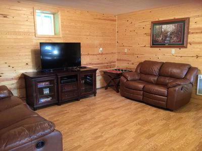 Photo for Family Friendly 3BR home just mins from Black River with wifi and satellite tv