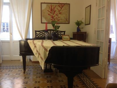 Photo for Grand Floor Apartment near the Vatican