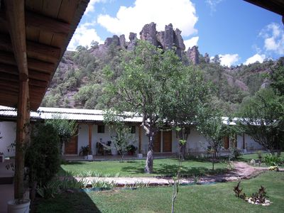 Photo for Cusarare River Sierra Hiking Lodge
