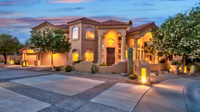 Photo for Magnificent Luxury Home Steps to TPC Scottsdale!