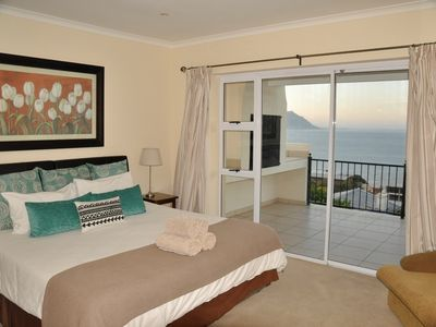 Photo for Blueline Villa - Beach and Mountain Views
