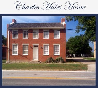 Photo for Historic Pioneer Home 1 Mile to the Nauvoo Temple Sleeps 16, 5 Bedrooms 3 Baths