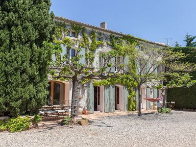 Photo for Luxury Villa between Carcassonne and Narbonne, Aude
