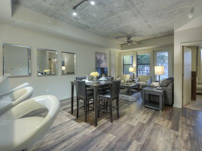 Photo for Luxurious Large 1 bed 1 bath Midtown Condo with pool View #102
