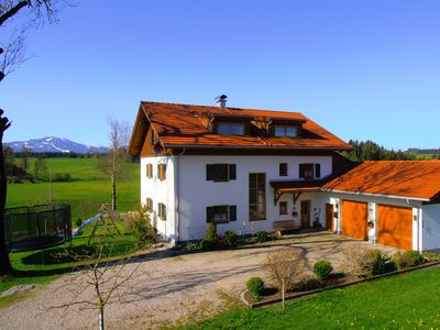 Photo for beautiful 4 **** apartment with mountain views, family friendly, cozy, 87m²