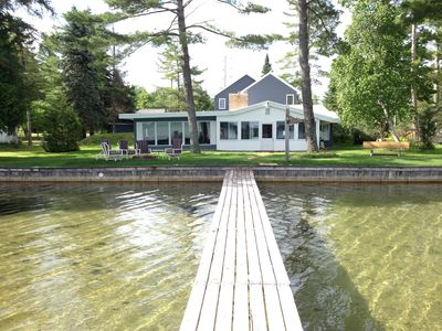 Photo for Torch Lake Sandbar Cottage Summer WEEKLY OR 2-5 Ngt special quote please INQUIRE